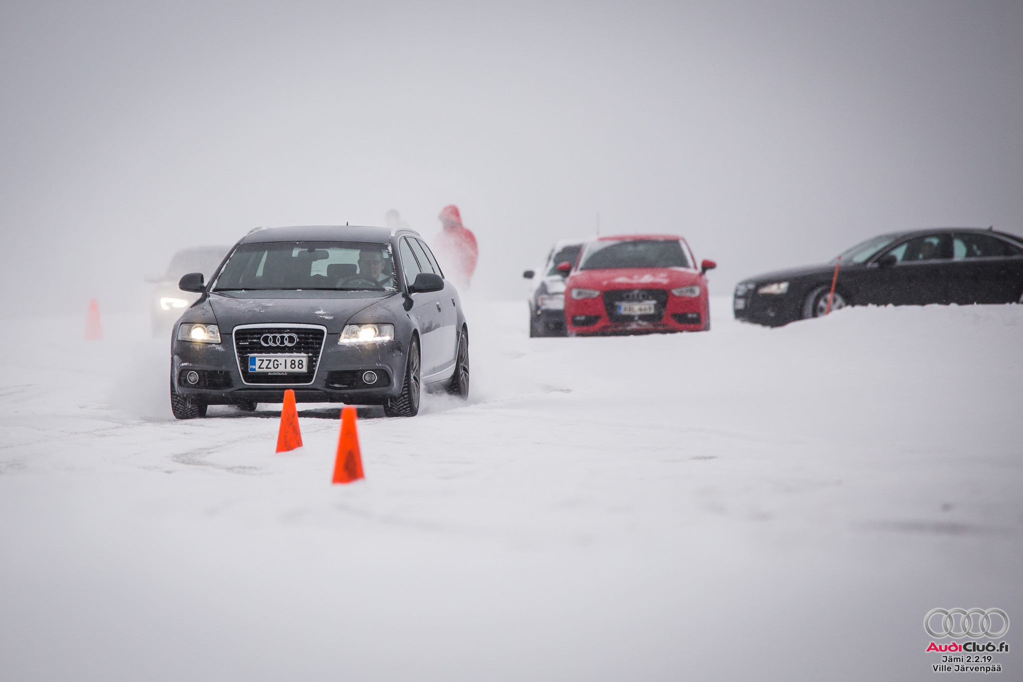 ACF Winter Driving School 2019 – Jämi