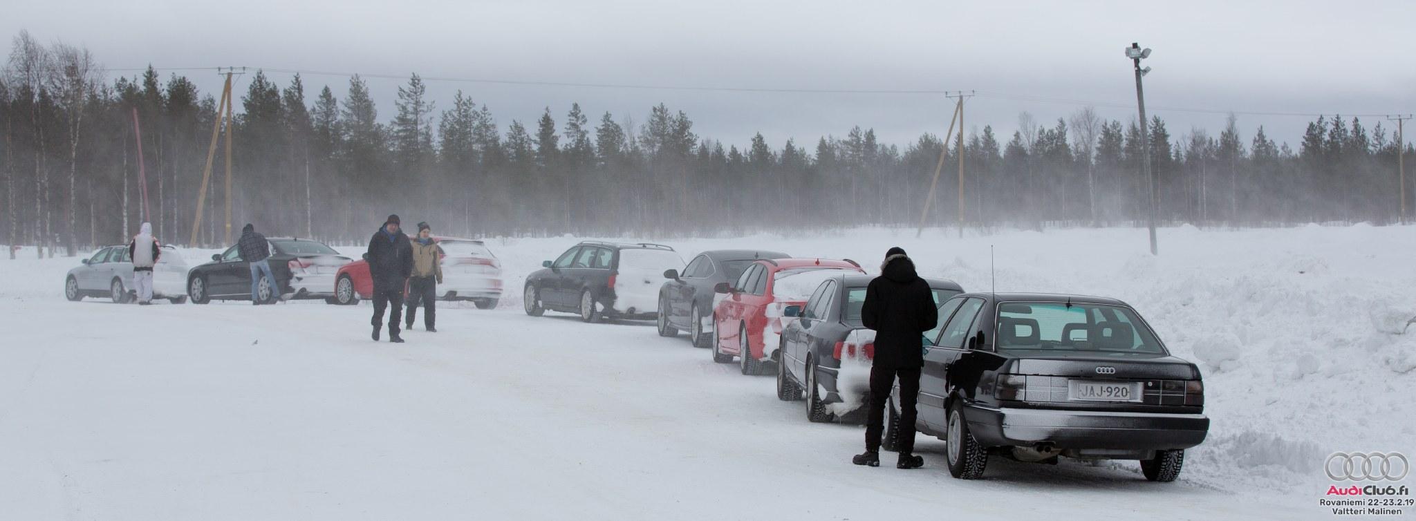 Jääratapäivät Rovaniemellä 2019